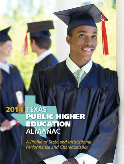 2014 Higher Education Almanac Image